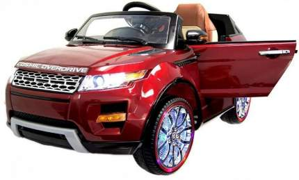 Электромобиль Hollicy Range Rover Luxury Red 12V 2.4G - SX118-S