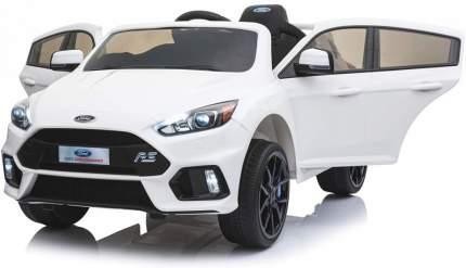 Детский электромобиль Dake Ford Focus RS White 12V 2.4G - F777-WHITE