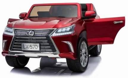 Детский электромобиль Dake Lexus LX570 4WD MP3 - DK-LX570-RED-PAINT