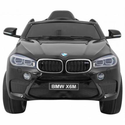 Электромобиль Jiajia BMW X6M Black - JJ2199
