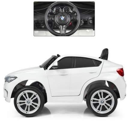 Электромобиль Jiajia BMW X6M White - JJ2199