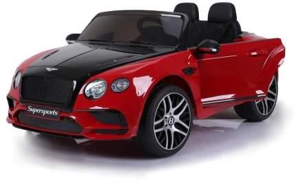 Электромобиль Jiajia Bentley Continental Supersports Red 12V - JE1155