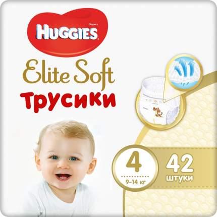 Трусики Huggies Huggies Elite Soft (9-14 кг), 42 шт.
