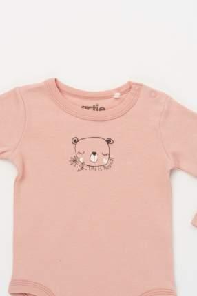 Боди для девочки Artie, цв.розовый, р-р 62