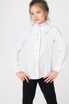 Блузка для девочки Gulliver, цв.белый, р-р 170
