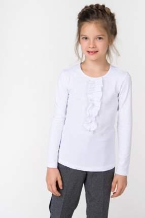 Блузка для девочки Gulliver, цв.белый, р-р 146