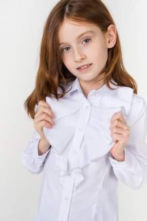 Блузка для девочки PlayToday, цв.белый, р-р 152