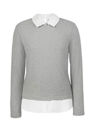 Блузка для девочки Gulliver, цв.серый, р-р 134