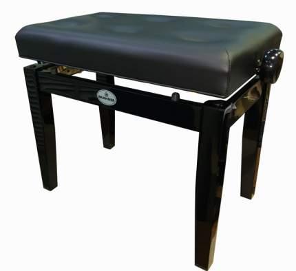 Банкетка для рояля/пианино, с подъемным механизмом Konig Kpb-201/bk