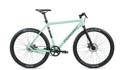 """Велосипед Format 5343 2020 21"""" бирюзовый"""