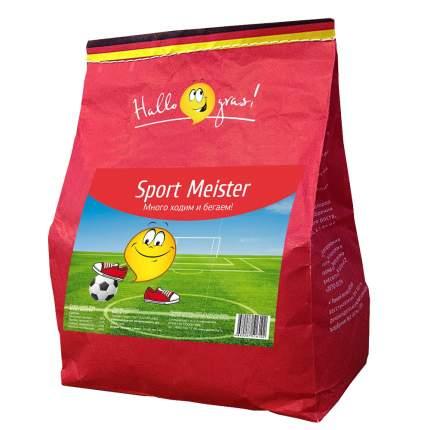 """Семена газонной травы """"SPORT MEISTER GRAS"""", 1 кг"""