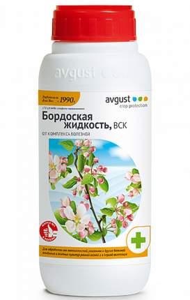 Средство для защиты от болезней комплексное Avgust Бордоская жидкость А00299 500 мл