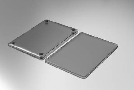 Чехол накладка пластиковая WIWU iSHIELD Hard Shell для Macbook Air 13 2020 Black