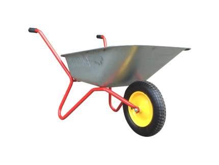 Садовая тачка Yard Machines 66-8-075 75 кг