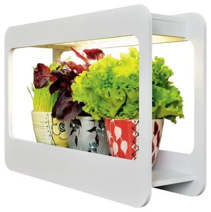 Светильник для растений светодиодный с подставкой Минисад (белый), 15 Вт