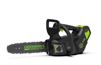 Цепная пила аккумуляторная б/щ Greenworks GD40TCS 40V (25 см) без АКБ и ЗУ, арт 2003807