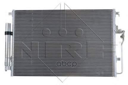 Радиатор кондиционера NRF 35849