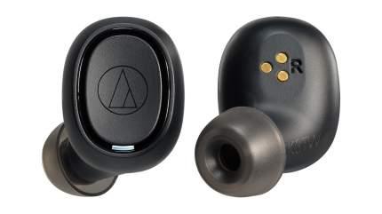 Наушники Audio-Technica ATH-CK3TW Black