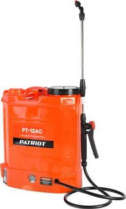 Аккумуляторный опрыскиватель Patriot 755302530 PT 12AC АКБ и ЗУ в комплекте
