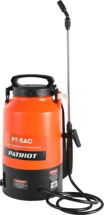Аккумуляторный опрыскиватель Patriot 755302540 PT 5AC АКБ и ЗУ в комплекте