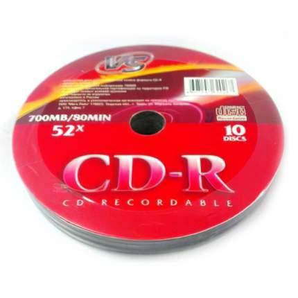 Диск VS CD-R 700 Mb Shrink 10 шт