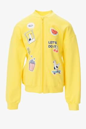 Куртка Crockid КР 300912 цв.желтый р.134