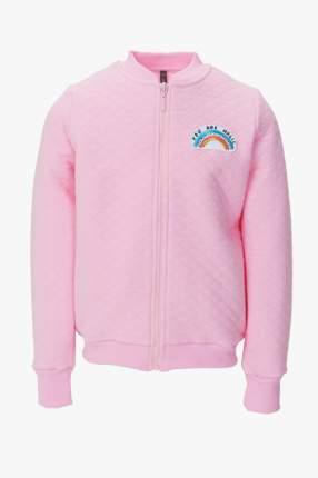 Куртка Crockid КР 300927 цв.розовый р.104