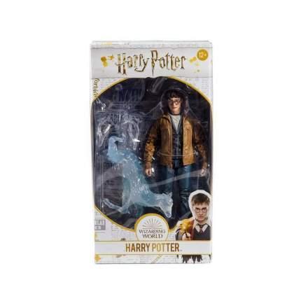 Подвижная фигурка Гарри Поттер и Патронус (Harry Potter) McFarlane Toys 15934