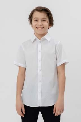 Рубашка Button Blue 220BBBS23050200 цв.белый р.128