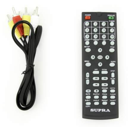 DVD-плеер Supra DVS-21U