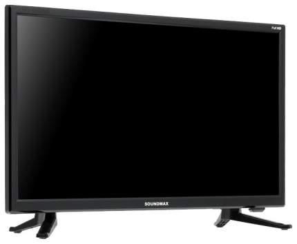LED телевизор HD Ready SOUNDMAX SM LED22M03 T2 FHD