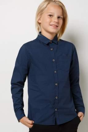 Рубашка Acoola 20140280069/ цв.синий р.152