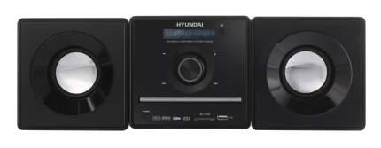 Музыкальный центр микро HYUNDAI H-MS280 Black