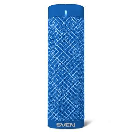 Портативная колонка Sven PS -115 Blue