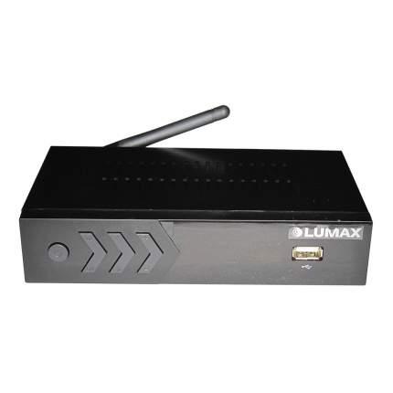 DVB-T2 приставка Lumax DV-4205HD Black