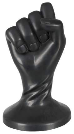 Анальная втулка Fist Plug в виде сжатой в кулак руки 13 см