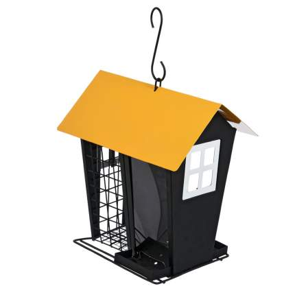 Кормушка для птиц Blumen Haus , метал, подвесная