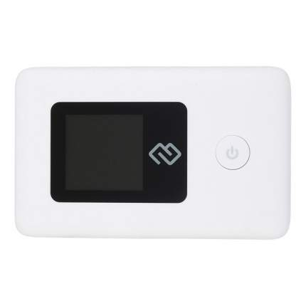 Мобильный роутер DIGMA Mobile Wifi White