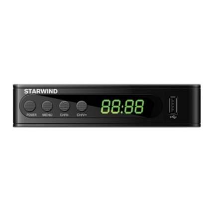DVB-T2 приставка Starwind CT-200 Black