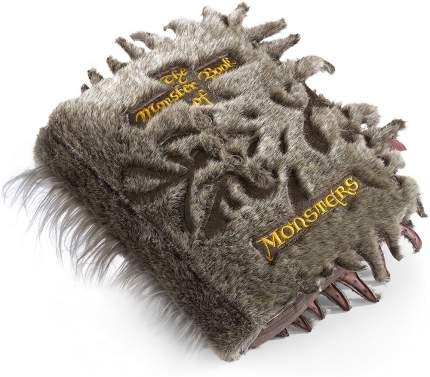 Плюшевая Чудовищная книга о чудовищах Гарри Поттер Monster Book of Monsters