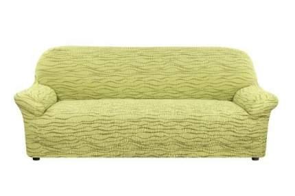 Чехол на 4-ех местный диван Тела Ридже зеленый