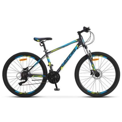 """Велосипед Десна 2651 D V010 2020 18"""" серый/синий"""