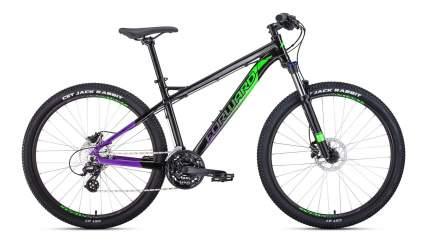 """Велосипед Forward Quadro 27,5 3.0 disc 2020 17"""" черный"""