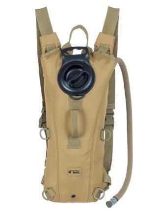 Питьевая система для рюкзака GONGTEX HARD ROCK HYDRATION BACKPACK Coyote