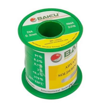 Припой BAKU BK-10002 (100 г.)