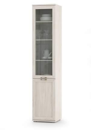 Шкаф-пенал Mobi Бьянка 1703-01 ясень анкор светлый, 45х46х217 см