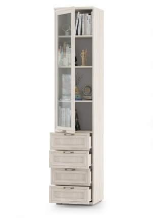 Шкаф-пенал Mobi Бьянка 1704-01 ясень анкор светлый, 45х46х217 см