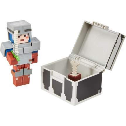 Minecraft® Базовая фигурка с аммуницией для битвы GTP24/GTP26
