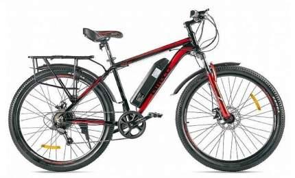 Электровелосипед Eltreco XT 800 New  (2021) (Черный)