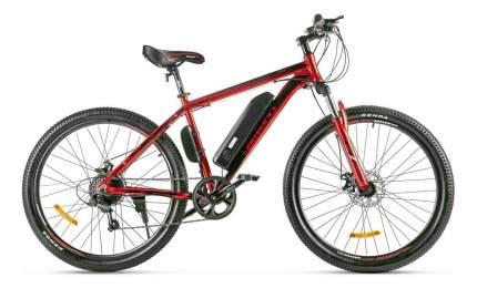 Электровелосипед Eltreco XT 600 D (2021) (Красный)